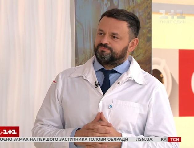 Лікар з Волині Валіхновський розвіяв популярні міфи про наркоз. ВІДЕО