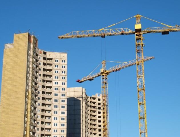 У Луцьку тимчасово заборонили нове будівництво
