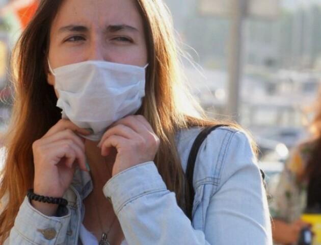 Коли у «червоній» зоні на вулиці потрібно носити маску. Пояснення МОЗ