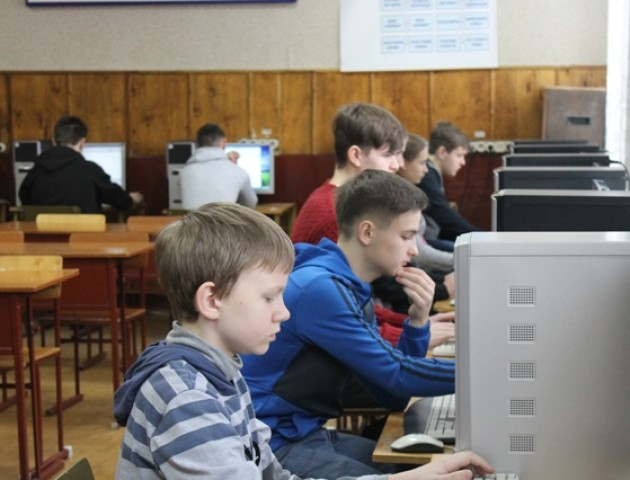 У Луцьку змагались найкращі школярі-інформатики. ВІДЕО