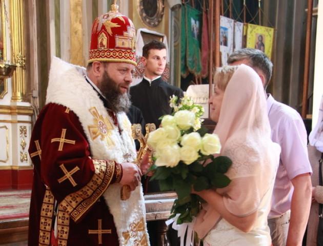 Як у Луцьку відзначали день народження митрополита Михаїла. ФОТО. ВІДЕО