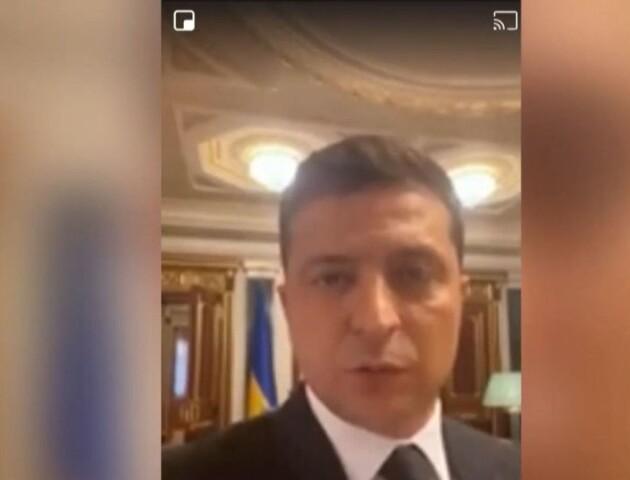 «Лажа і прогин перед горе-терористом», – волинський ветеран АТО про вчинок Зеленського