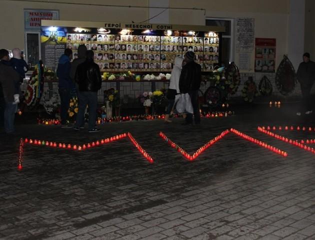У Луцьку вшанують учасників Революції гідності та Героїв Небесної Сотні. Програма заходів