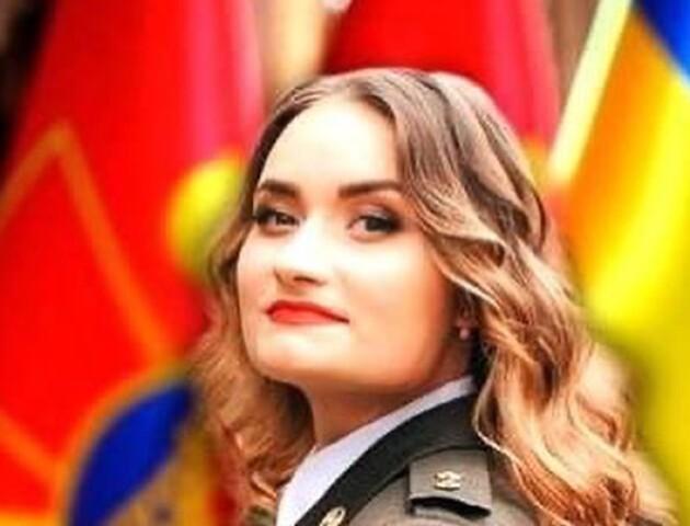 22-річна військовослужбовиця, яка загинула в районі ООС, мешкала та навчалась у Володимирі
