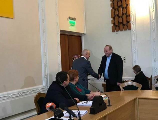 Сільський голова з Волині отримав орден. ФОТО
