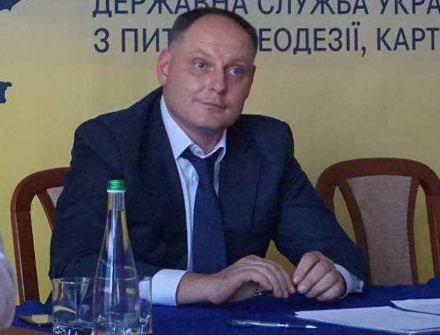 «Треба позбавити права займати будь-які посади», – депутат про керівника Держгеокадастру Волині