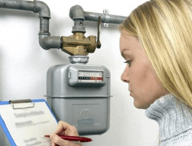 Назвали три найпопулярніші способи, як зручно передати показники газового лічильника