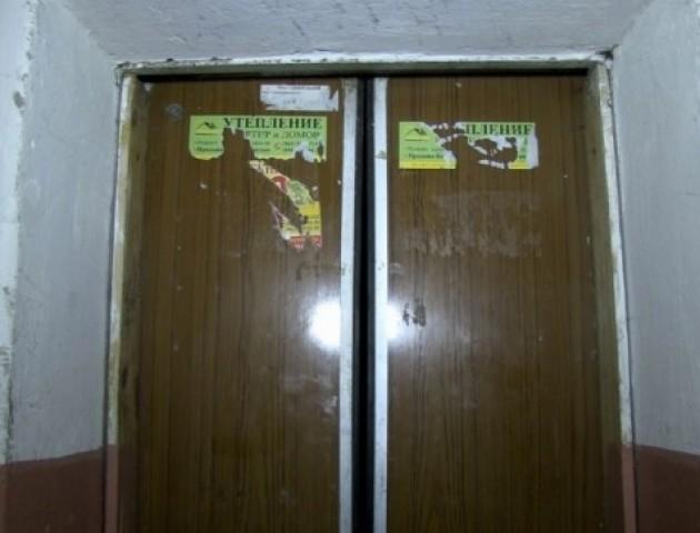 На ремонт луцьких ліфтів необхідно виділити 2,5 млн гривень