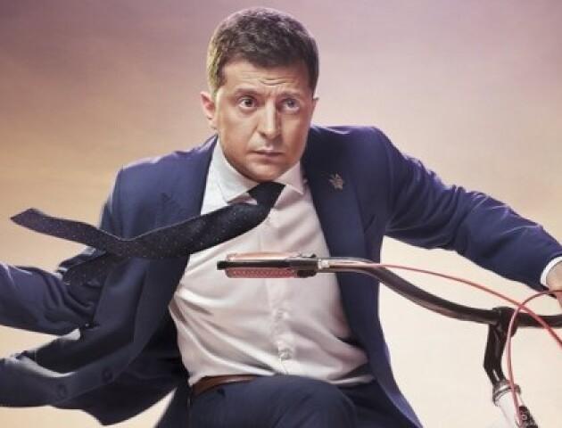Серіал «Слуга Народу» зняли з ефіру в Росії після першої серії