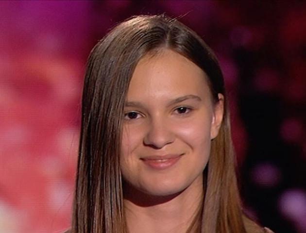 Лучанка Ліза Яковенко пройшла у новий етап «Голосу країни»