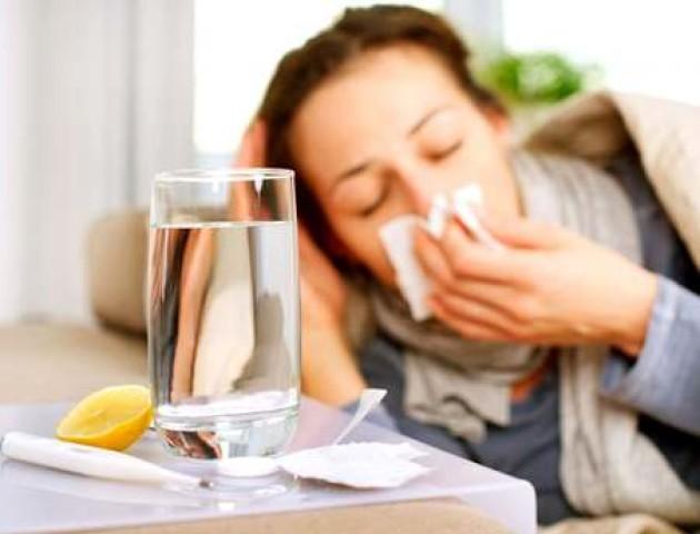 На Волині продовжує «атакувати» кір, грип та ГРВІ