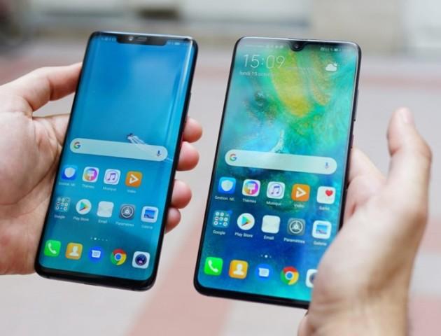 Топ-10 найпопулярніших у світі смартфонів