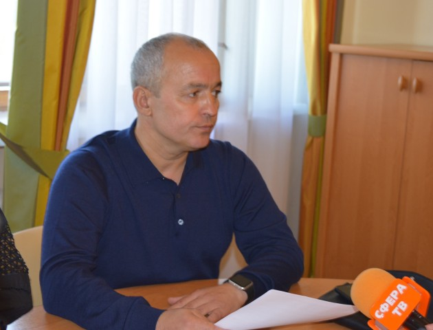 Перший в облраді: Микола Буліга про спекуляції над «Проліском» та реорганізацію поліклініки у Ковелі