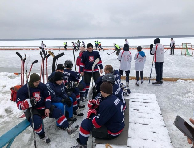 На Волині відбувся хокейний турнір ShakoveL. ФОТО
