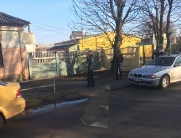 У Луцьку зіштовхнулись два автомобіля. ФОТО