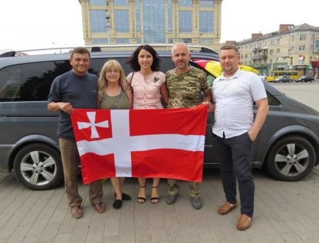Волинські волонтери допомагатимуть військовим на Сході