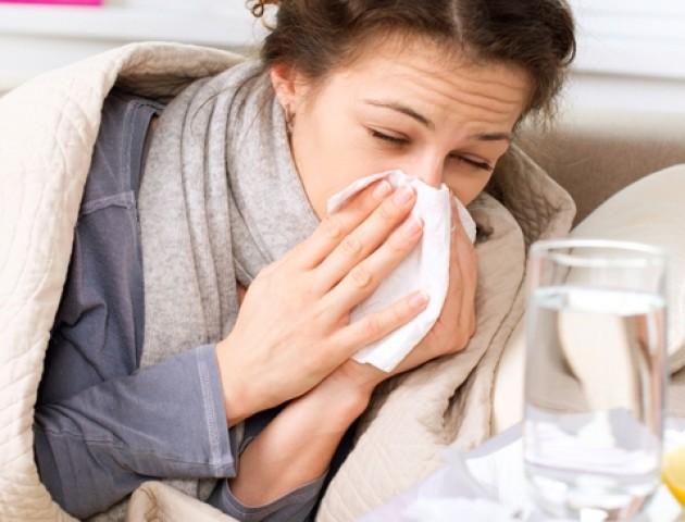 Скільки волинян перехворіли на грип та ГРВІ