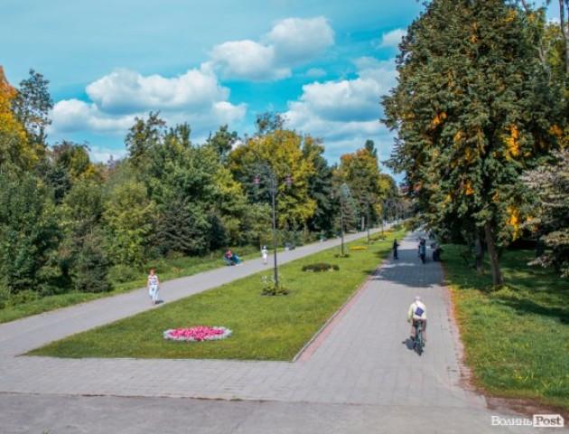 Осінь у Луцьку: яскраві фотографії