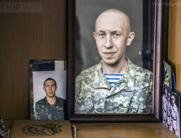 «Мені хочеться обіймати його портрети»: спогади мами Володимира Кияна. ФОТО
