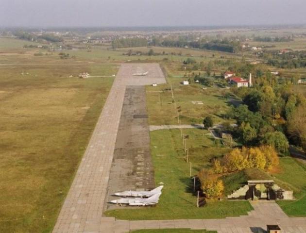 Будівництво ескадрильно-технічного будинку на луцькому аеродромі обійдеться у 8,6 мільйона