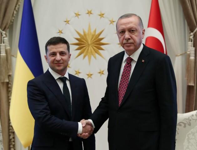 До України прилетів президент Туреччини. Про що домовились з Зеленським