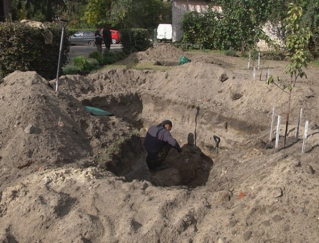 На Волині знайшли німецькі поховання. ФОТО