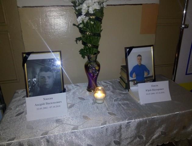 «На них могли рівнятися інші»: на Волині похоронили двох хлопців, які загинули в аварії