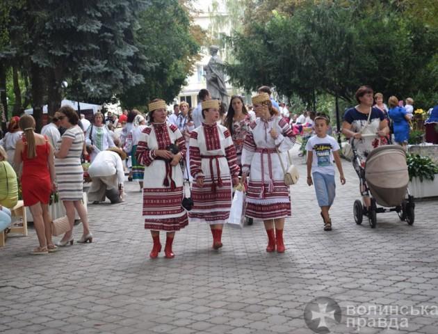 Другий день фольклорного фестивалю на Волині: як це було. ФОТО