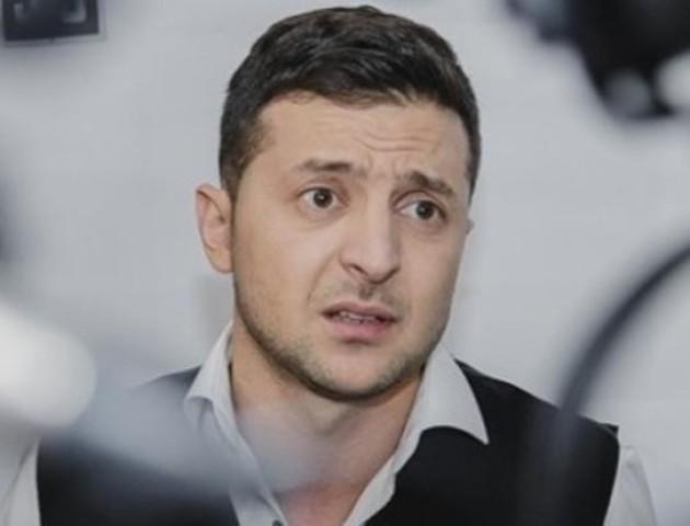 У волинських медіа знайшли «чорний піар» проти Зеленського. ФОТО