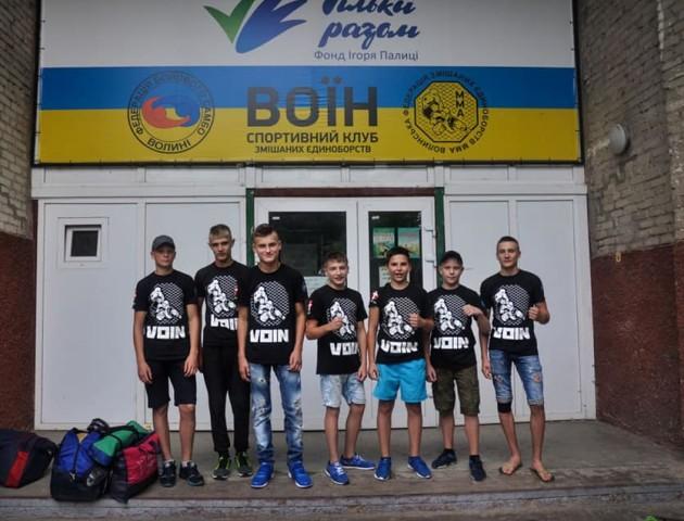 СК «Воїн» запрошує хлопчиків на заняття