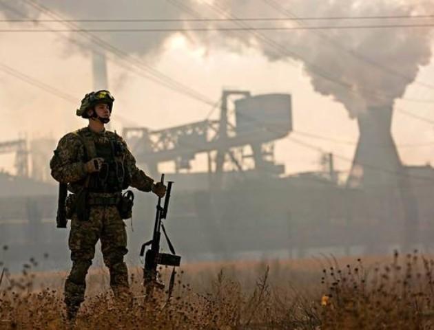 Чергове перемир'я на Донбасі