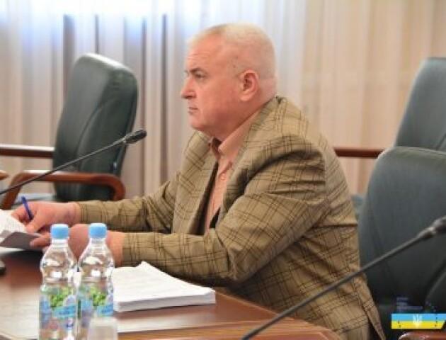 Звільнили суддю Луцького міськрайонного суду
