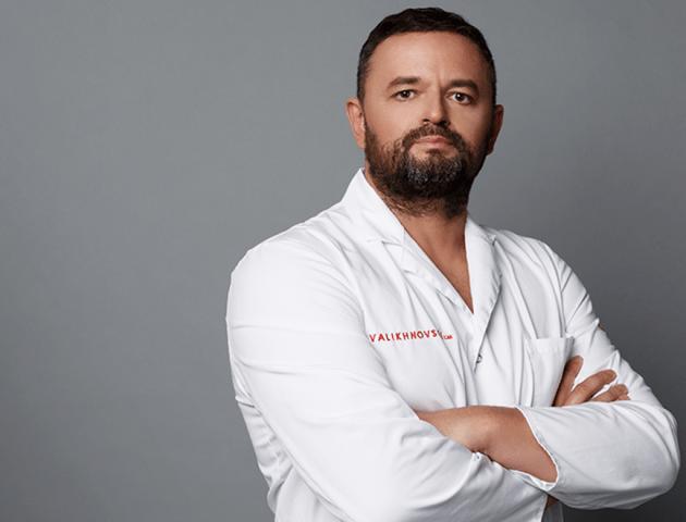 Клініку пластичного хірурга з Волині Валіхновського визнали кращою в Україні