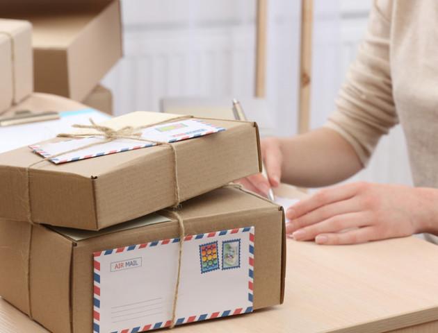Нові правила для українців: лише три посилки на місяць вартістю до 150 євро без мита