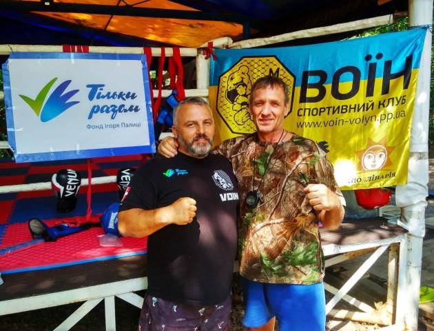 Мекка українського кікбоксингу: як волинські «воїни» тренуються у професійному клубі «Барс». ФОТО