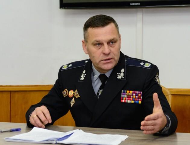 Петро Шпига звільнився з поліції. Йому виплатили понад 680 тисяч допомоги