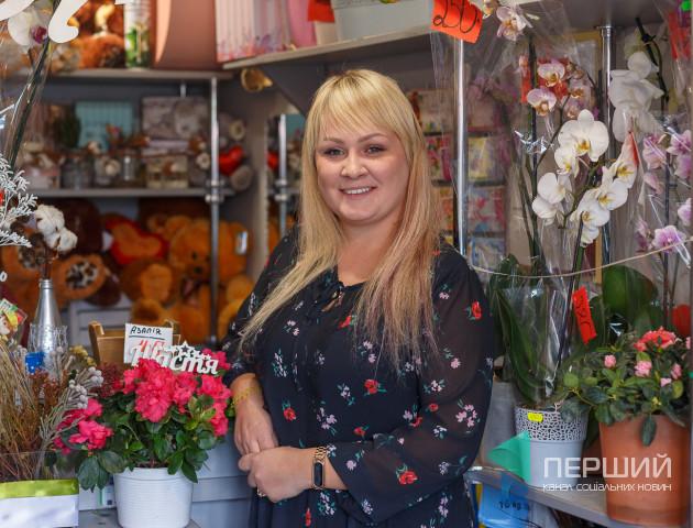 Героїня листопада на «Першому» – Ірина Журба