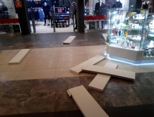 У «Порт Сіті» прокоментували ситуацію з обвалом стелі