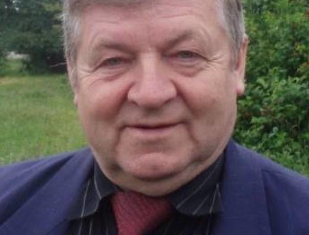 Не стало волинського журналіста Романа Флішаровського