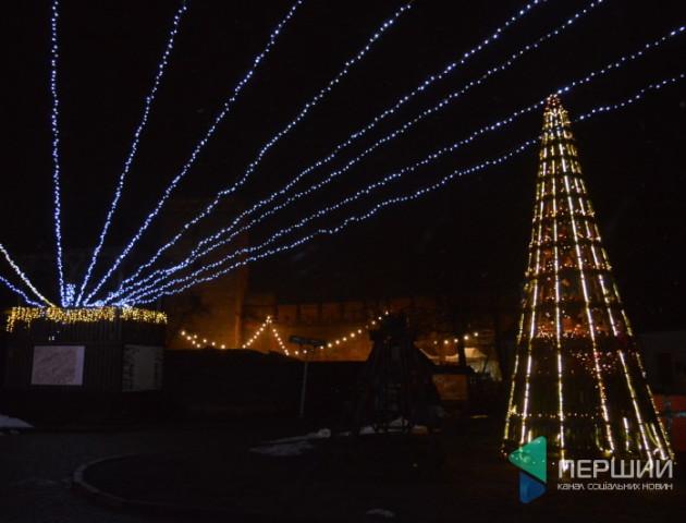 «Партнери пообіцяли гроші, але зникли», - організаторка новорічного фестивалю у Луцькому замку