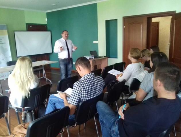 Представники волинських ОТГ дізналися, як залучати громадськість у бюджетний процес