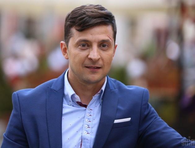 Зеленський – офіційно кандидат у президенти