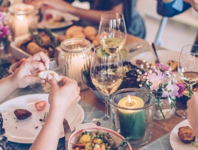 Як правильно харчуватися у новорічні свята