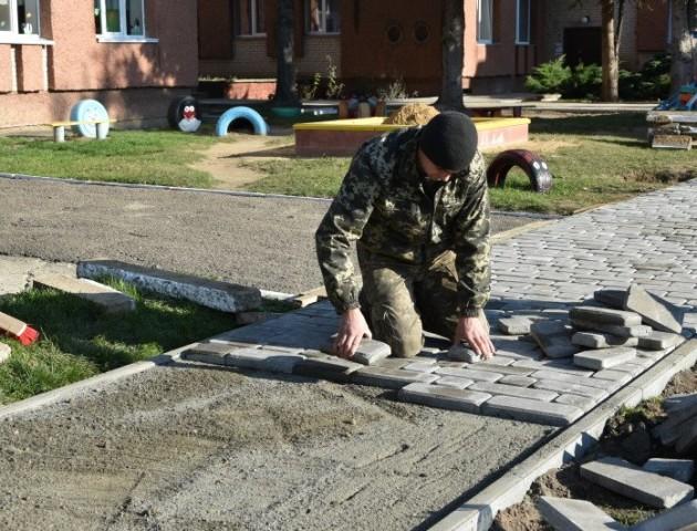 У Луцьку ремонтують два дитсадки та школу