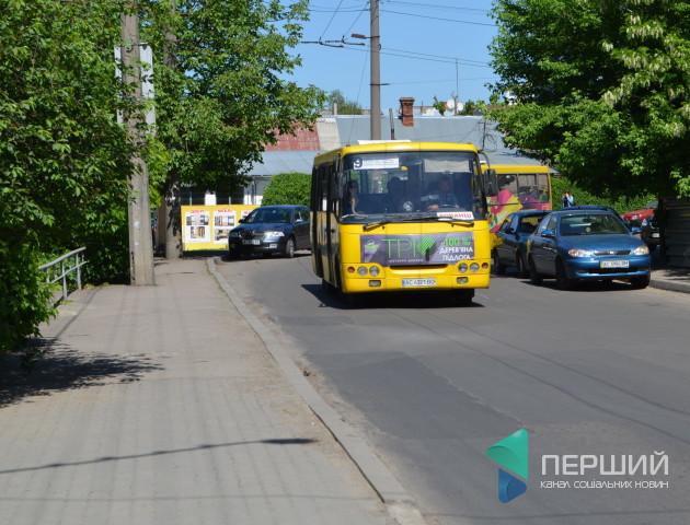 Лучани активно голосують проти підняття тарифу в міських маршрутках