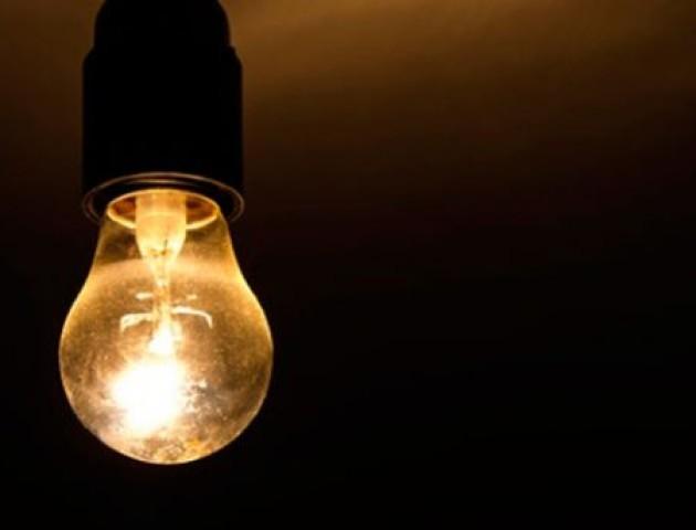 Графік відключення світла у Луцьку 6 листопада