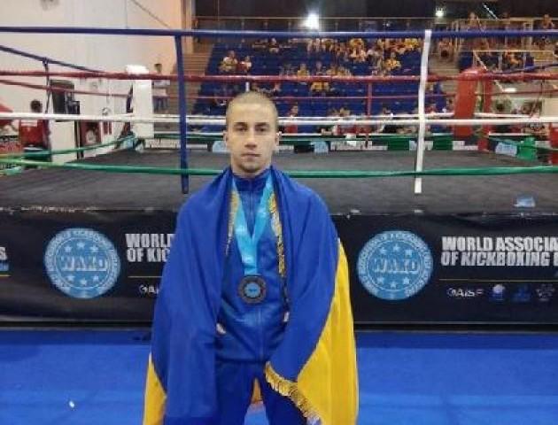 Волинянин - бронзовий призер світової першості з кікбоксингу
