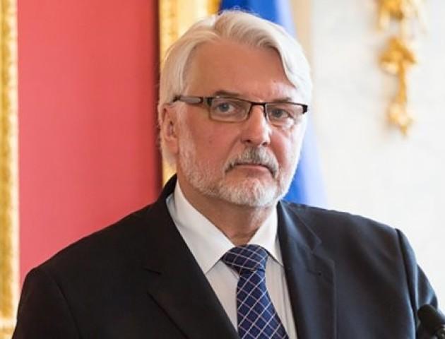 Глава МЗС Польщі заявив, що Україні потрібна зброя для стримування сепаратистів