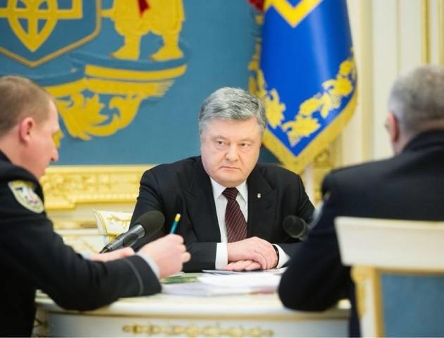 Аброськін доповів Порошенку про результати розслідування вбивства Ноздровської