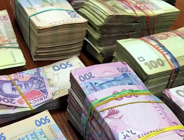 На Волині до держбюджету сплатили майже 2,5 мільярда гривень податкових платежів